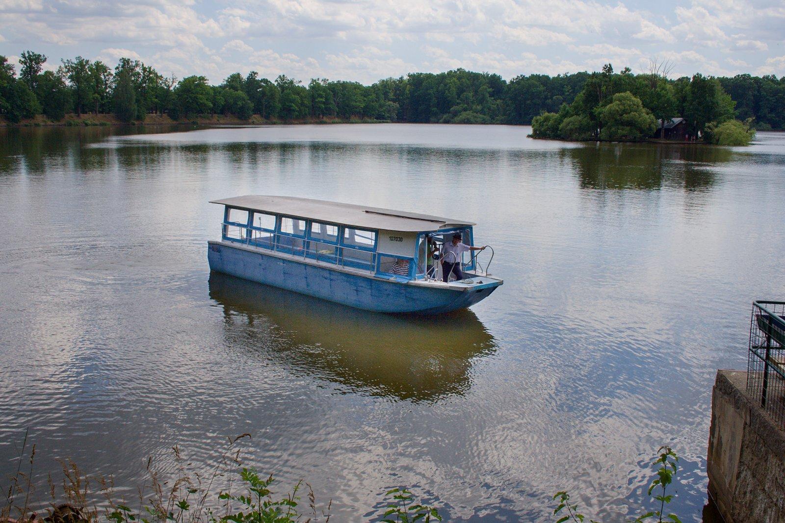 Loď Modrásek