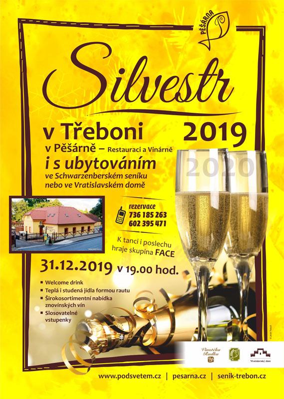 Sivlestr v Třeboni 2019