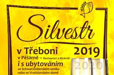 Sivlestr v Třeboni
