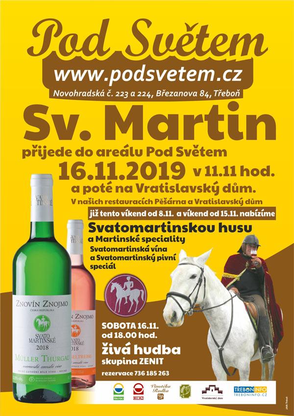 Svatý Martin 2019