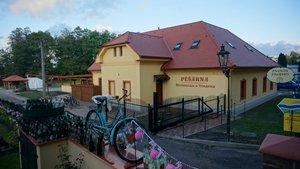 Pěšárna Restaurace a Vinárna