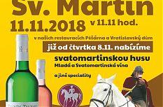 Svatý Martin 2018